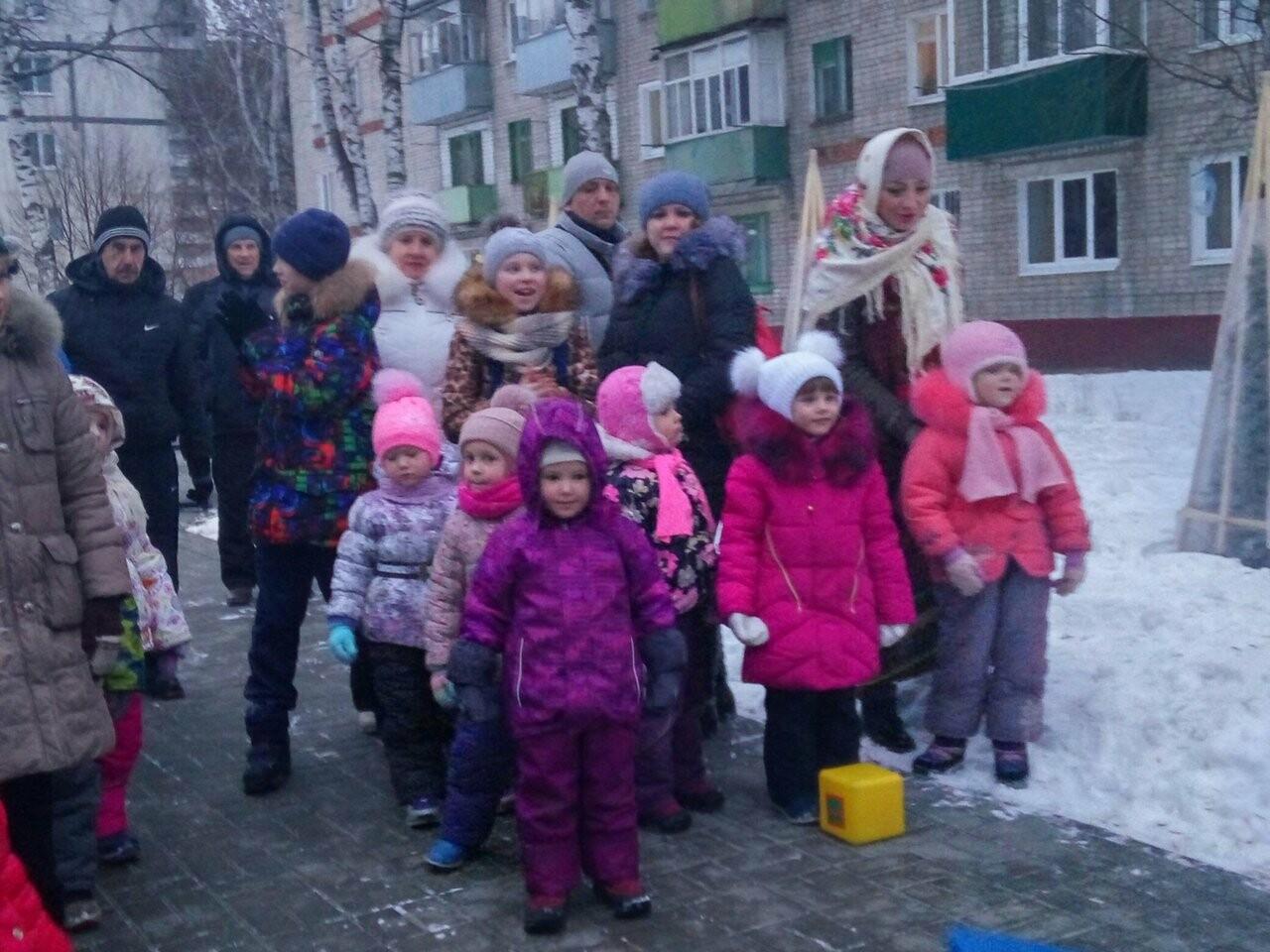 Для детей организаторы подготовили конкурсы и игры
