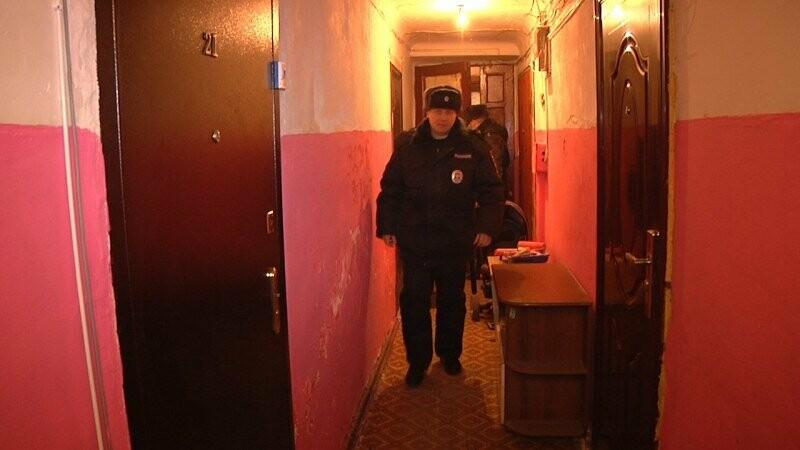В Тамбове полицейские вместо дебошира поймали убийцу, фото-1, Фото: пресс-служба УМВД России по Тамбовской области
