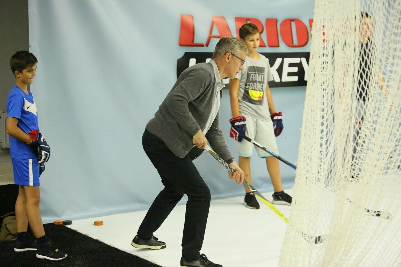Хоккейный центр Larionov HoсkeyGym