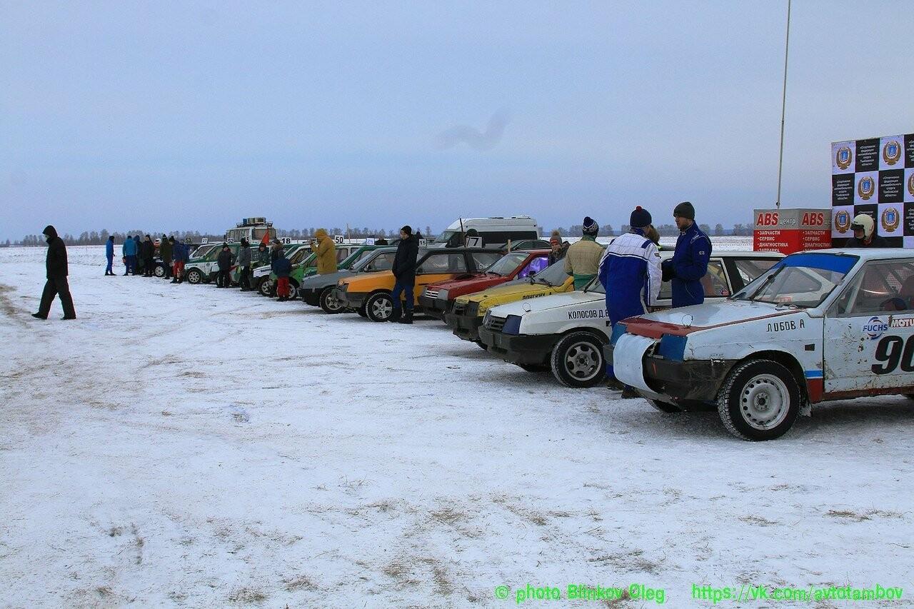 Под Тамбовом автогонщики обкатали новую трассу , фото-1, Фото: Федерации автомобильного спорта Тамбовской области