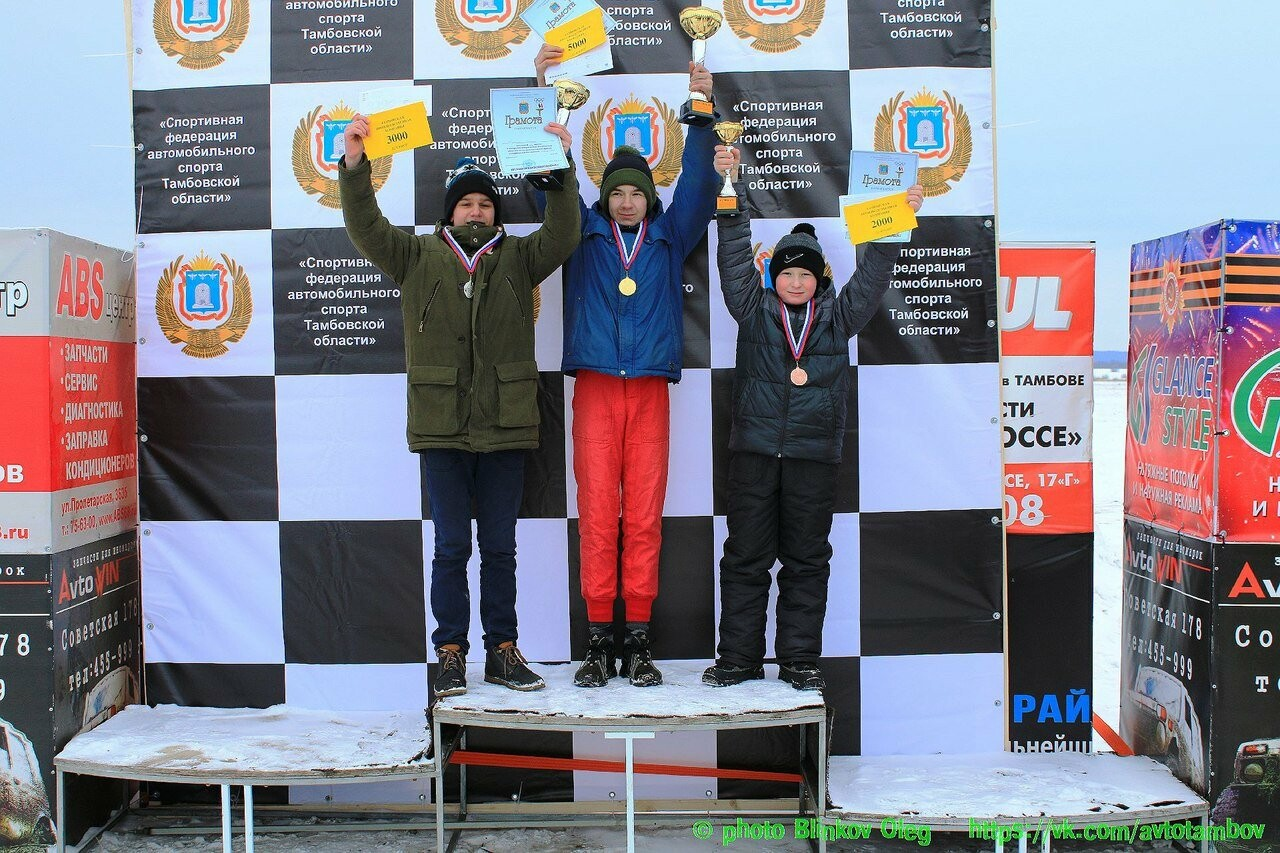 Под Тамбовом автогонщики обкатали новую трассу , фото-3, Фото: Федерации автомобильного спорта Тамбовской области