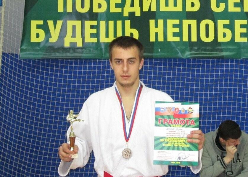 Денис Локтев, бронзовый призер соревнований