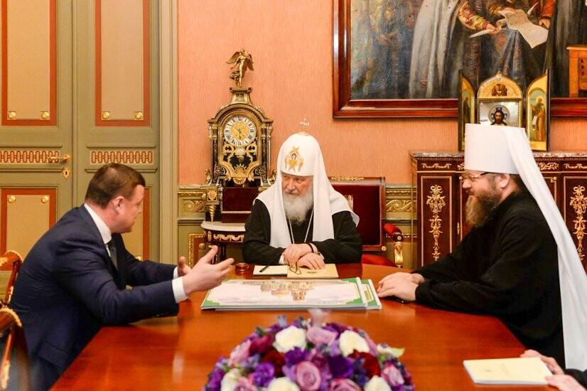 Фото: Тамбовская епархия РПЦ