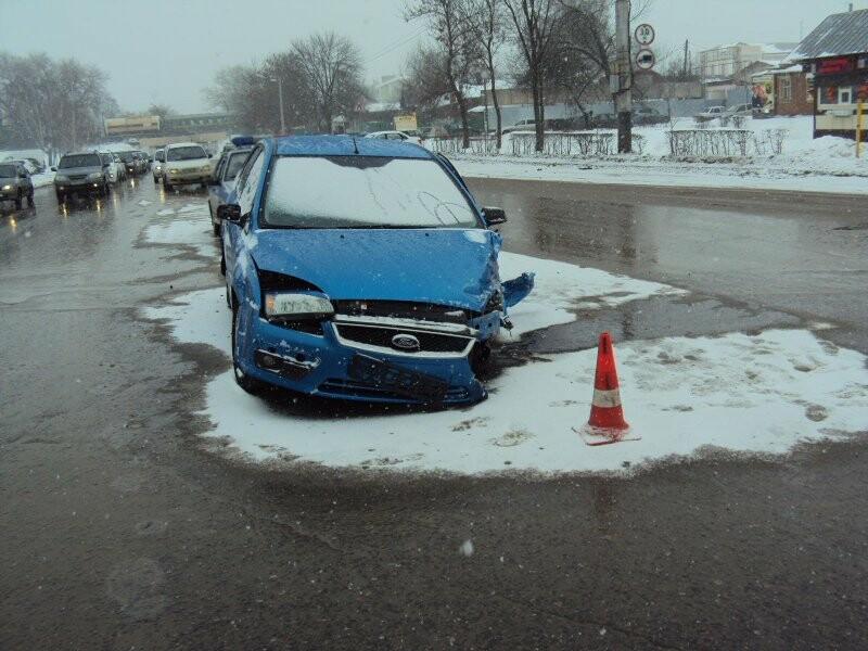 В Мичуринском районе молодой водитель сбил пенсионерку, фото-1, Фото: пресс-служба ГИБДД по Тамбовской области
