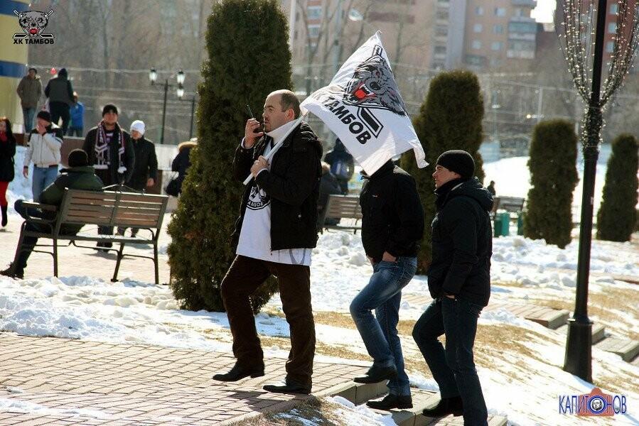 """ХК """"Тамбов"""" поможет болельщикам с выездом на матчи в Саранск, фото-2"""