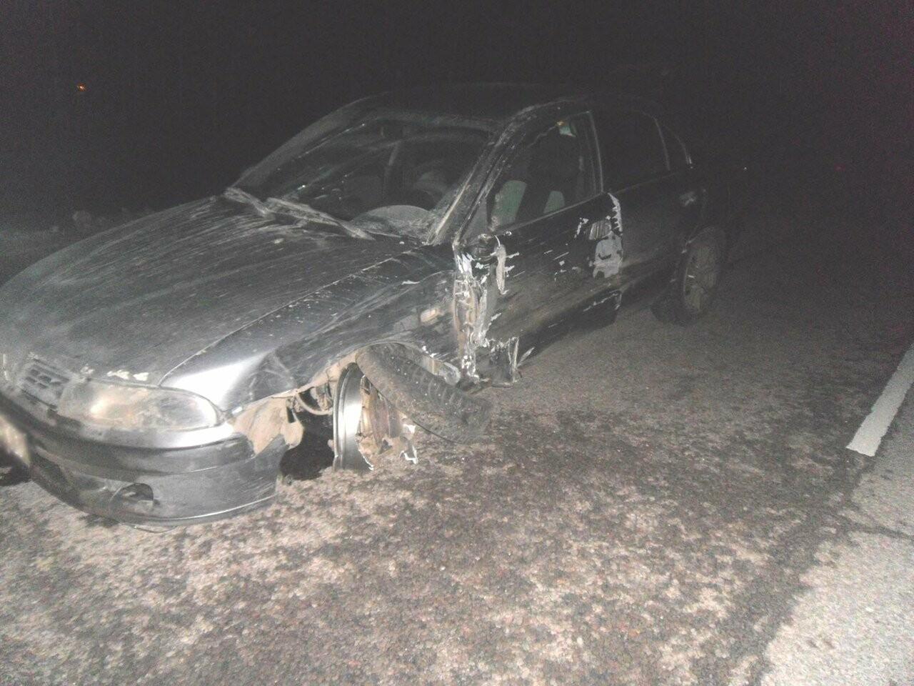 В ДТП на тамбовской трассе погиб человек, фото-1, Фото: пресс-служба ГИБДД по Тамбовской области