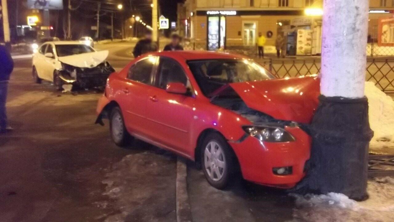 В ДТП на тамбовской трассе погиб человек, фото-2, Фото: пресс-служба ГИБДД по Тамбовской области