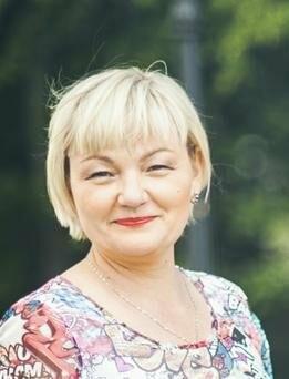 Галина Бородина, психолог