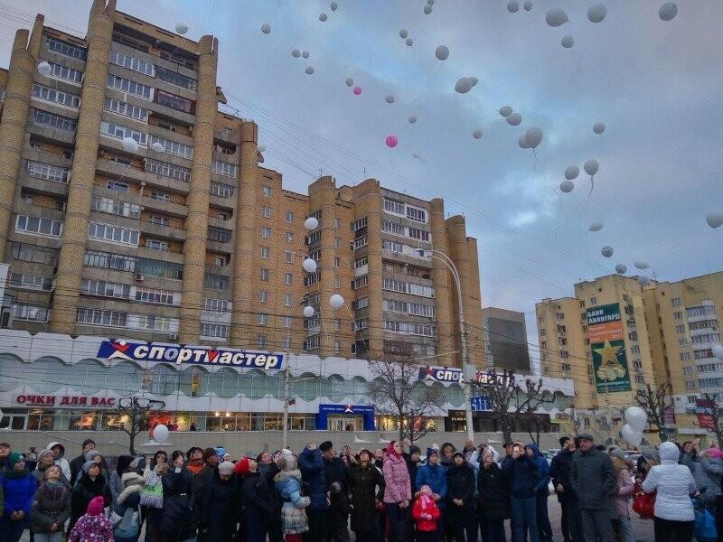 В Тамбове разобрали кемеровский мемориал, фото-6