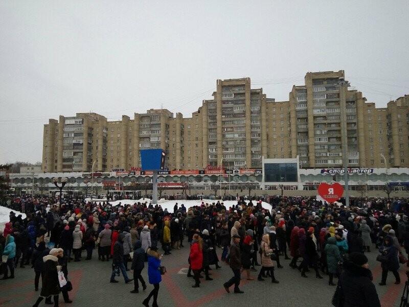 В Тамбове разобрали кемеровский мемориал, фото-1