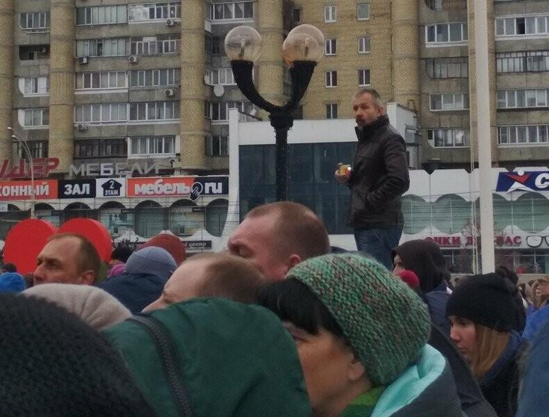 В Тамбове разобрали кемеровский мемориал, фото-2