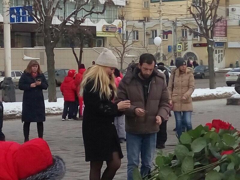 В Тамбове разобрали кемеровский мемориал, фото-4