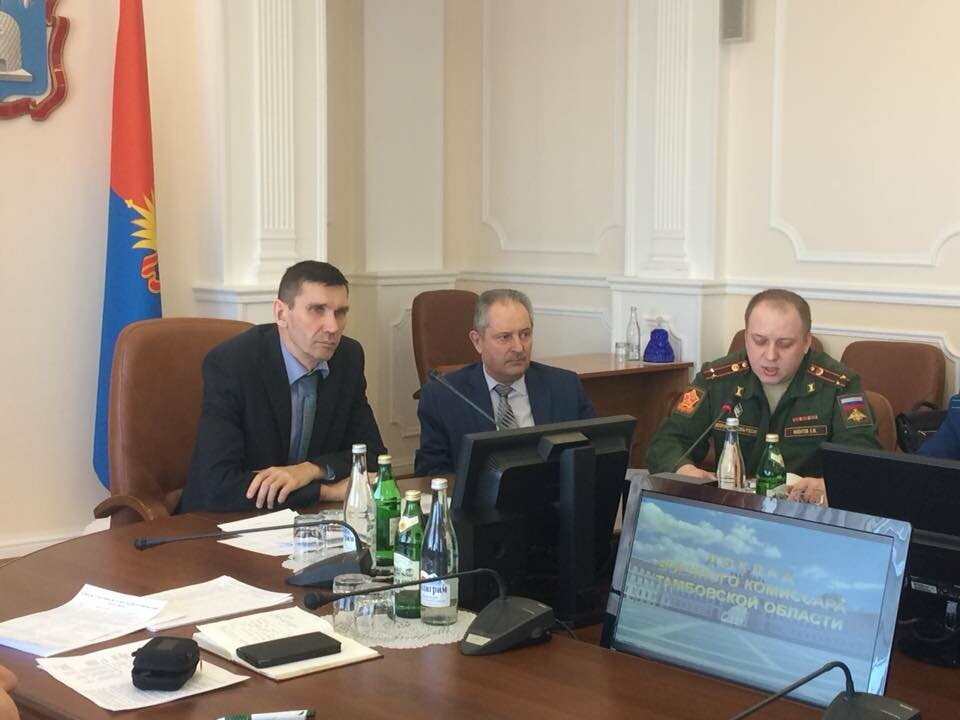Больные призывники получат шанс защищать Родину, фото-1, Фото: пресс-служба администрации Тамбовской области