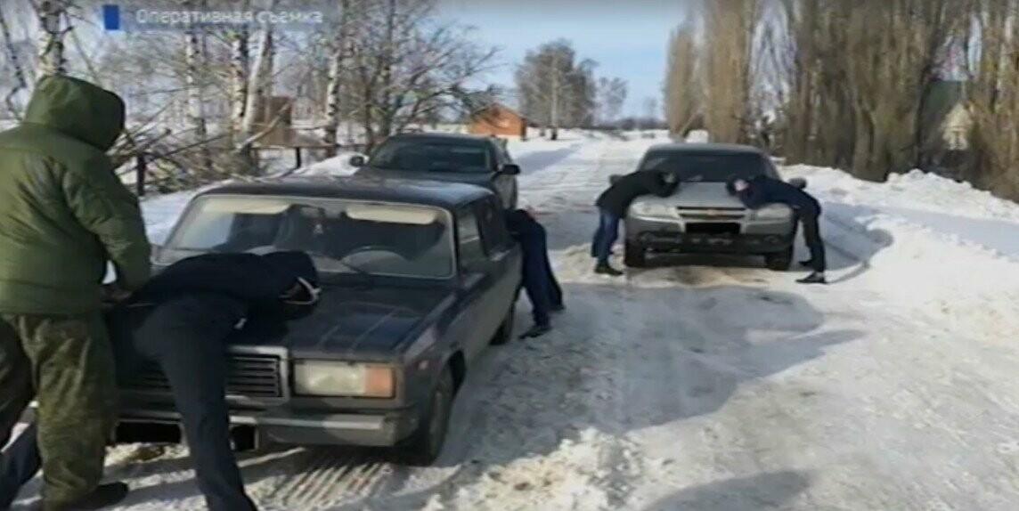 Тамбовские ФСБшники изъяли крупную партию синтетических наркотиков, фото-1