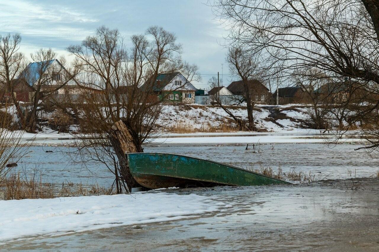 Паводок оставил тамбовчан без домов, фото-1