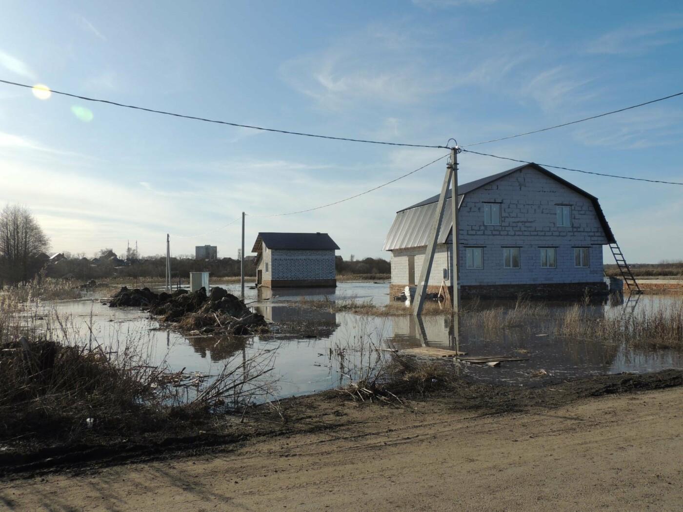 Тамбовские села отрезаны от внешнего мира паводком, фото-1