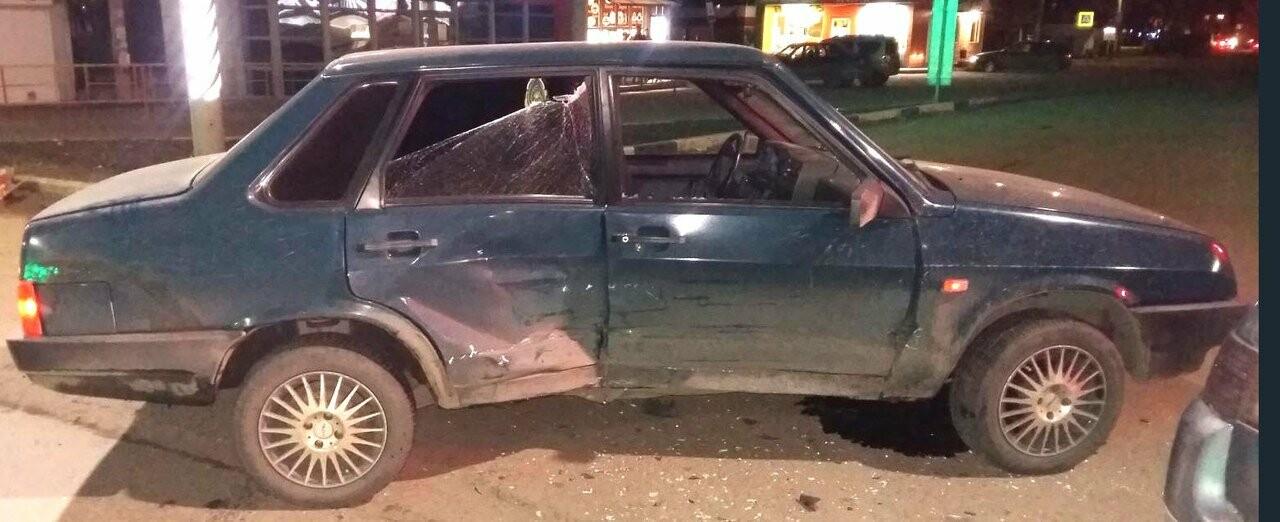 На трассе Тамбов — Котовск в ДТП пострадал 2-летний малыш, фото-1