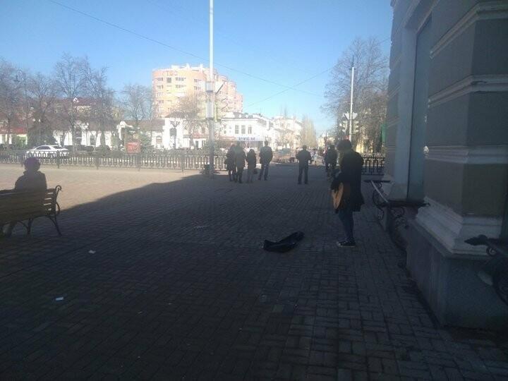 На тамбовский Арбат вернулись уличные музыканты, фото-1