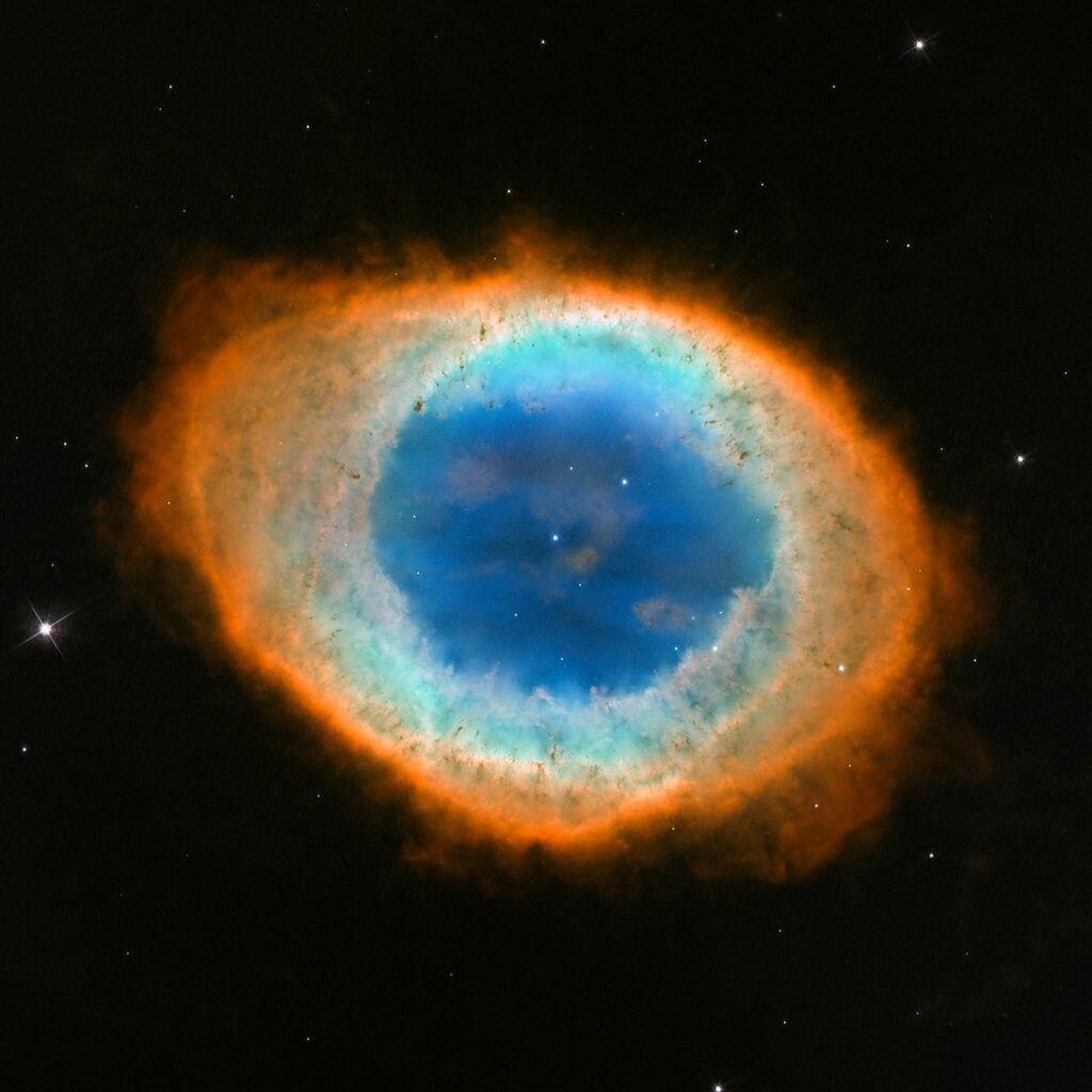 планетарная туманность Кольцо
