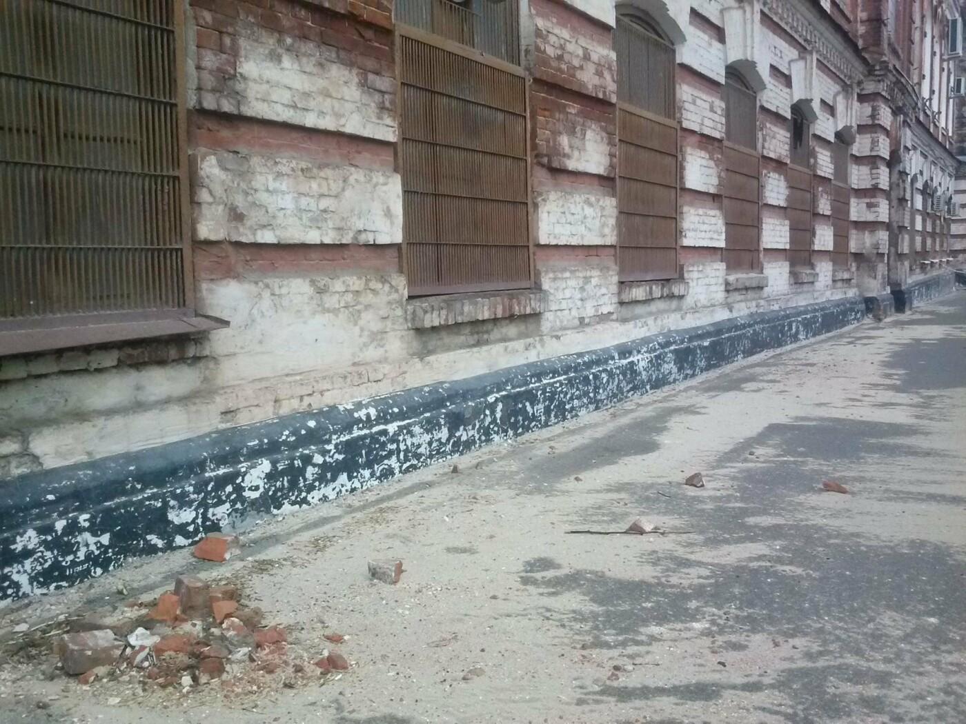В Тамбове разваливаются памятники культуры, фото-1