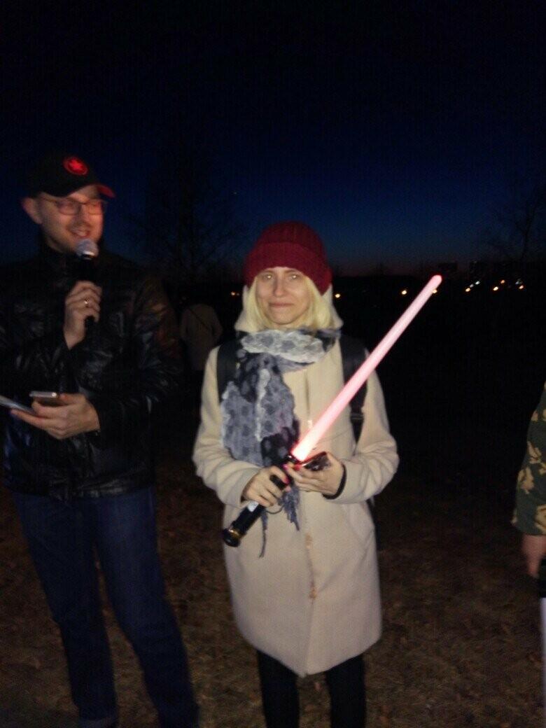 Тамбовские звездочеты получили космические подарки от Go68 и «Радио Дача», фото-10