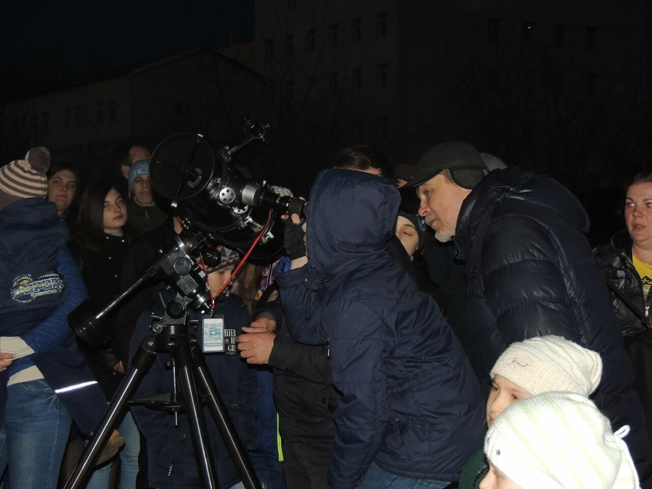 Тамбовские звездочеты получили космические подарки от Go68 и «Радио Дача», фото-2