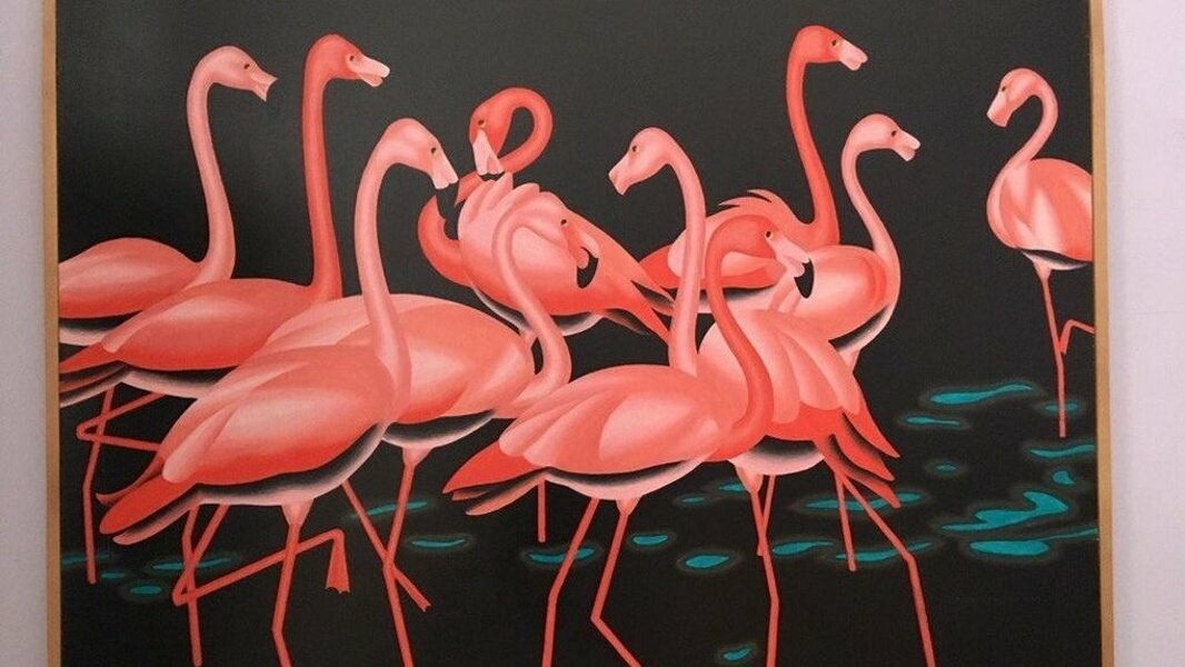 Экскурсия в картинной галерее расскажет о творчестке Рауфв Туктарова