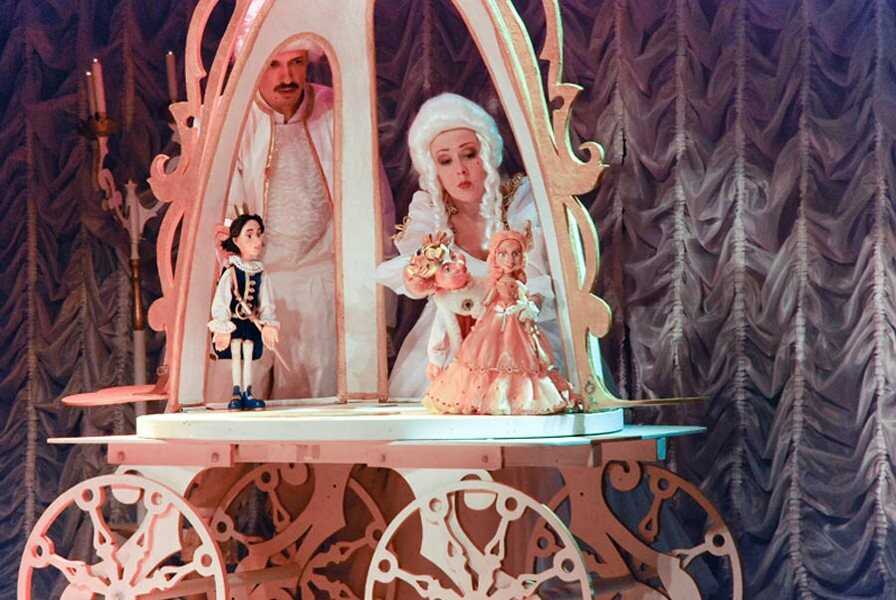 «Гид по выходным» поможет тамбовчанам с пользой провести уикенд, фото-2, Фото: Тамбовский театр кукол