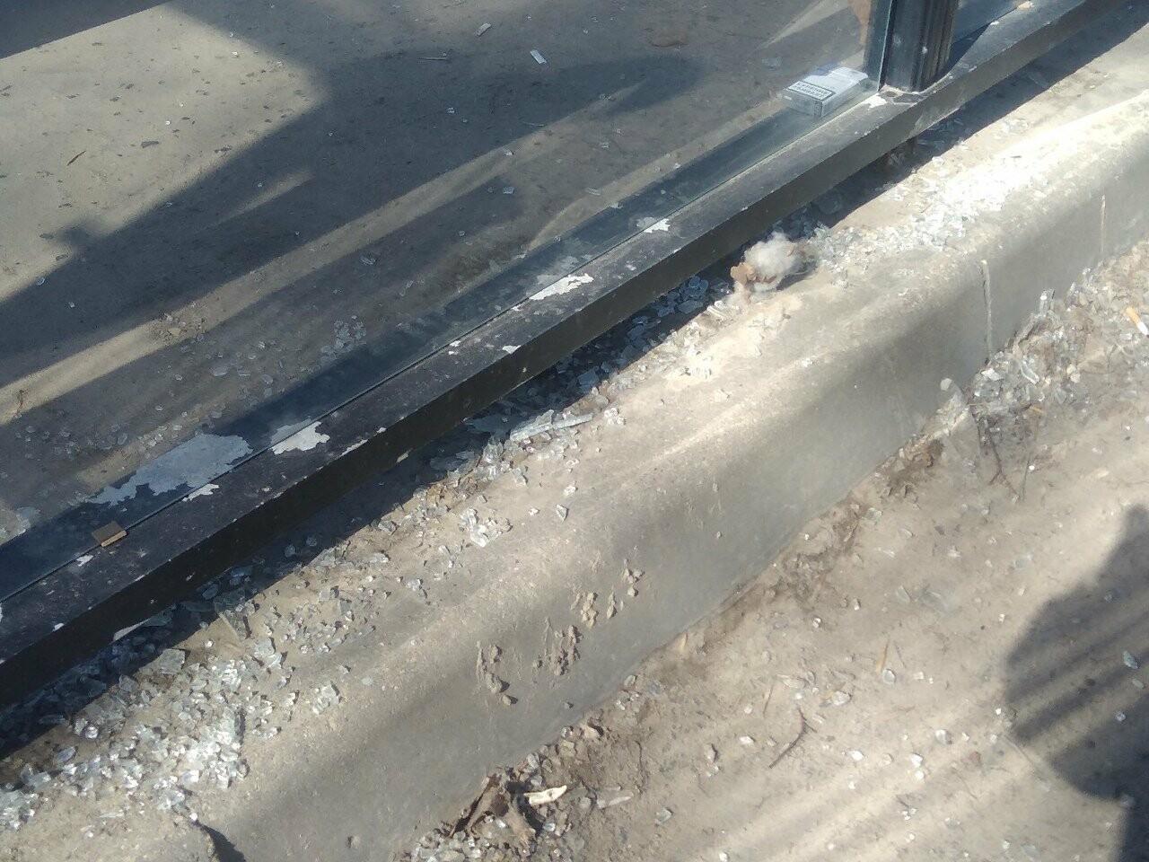 Тамбовским остановкам посрывало крыши, фото-3