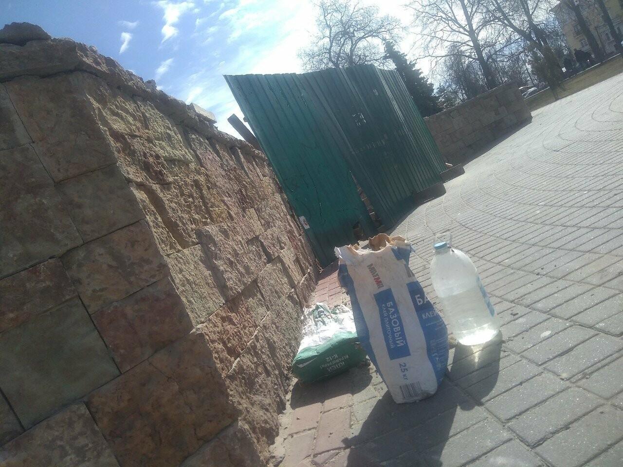 Тамбовчанам закрыли вход в Парк культуры, фото-2