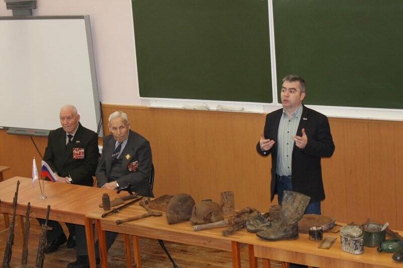 По Тамбовской области курсирует военный «Музей на колесах», фото-1