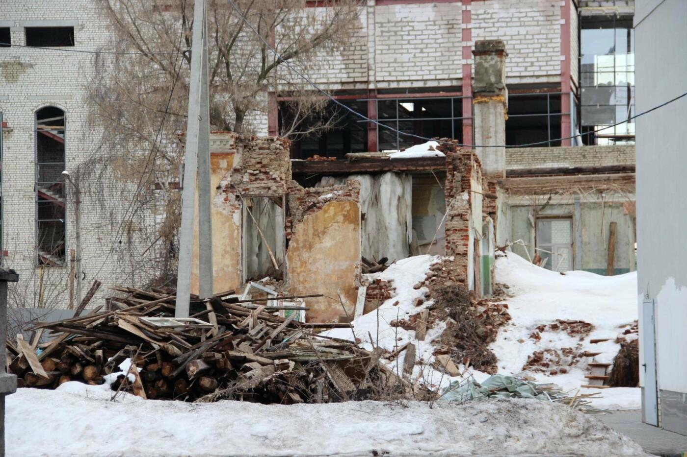 Тамбовские общественники снова вступились за здание на Советской, 107, фото-1