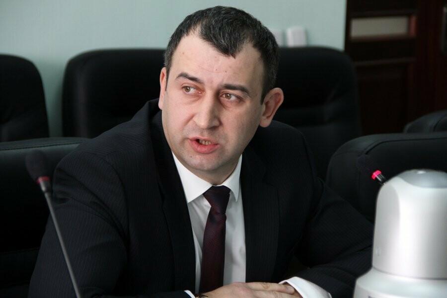 Арсен Габуев, президент ФК «Тамбов»
