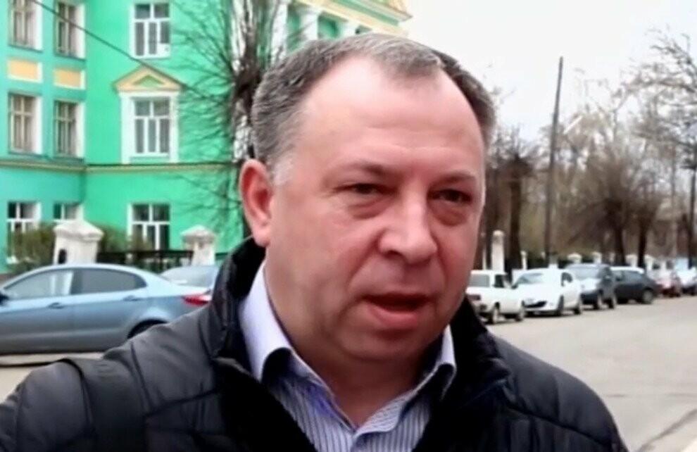 Алексей Зверев, потерпевший