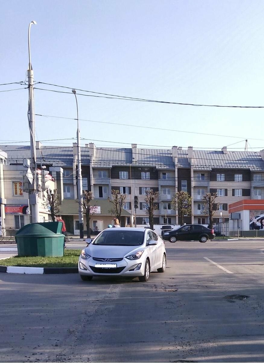 В Тамбове в авариях пострадали 9-летний мальчик, мужчина и женщина, фото-1