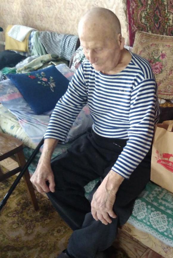 Тамбовским ветеранам вручили подарки, фото-1