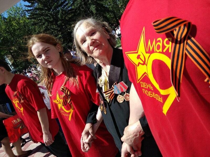 Тамбовчане почтили память погибших в годы Великой Отечественной войны, фото-3