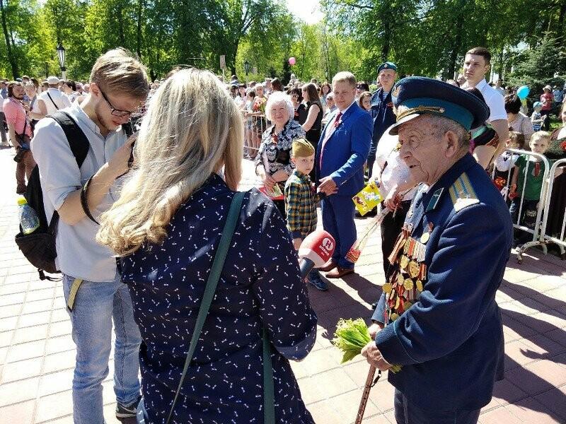 Тамбовчане почтили память погибших в годы Великой Отечественной войны, фото-2