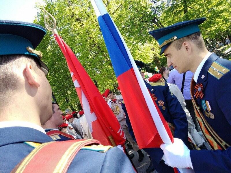 В Тамбове идут последние приготовления перед парадом, фото-2