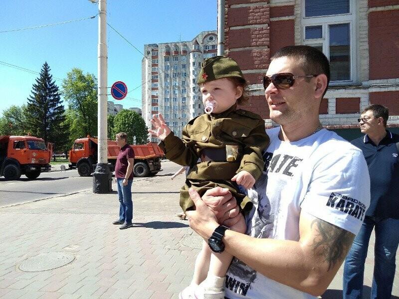 Первые лица Тамбовщины поздравили жителей области с Днем Победы, фото-3