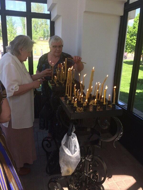 В Тамбове возложили венки на Воздвиженском кладбище, фото-4