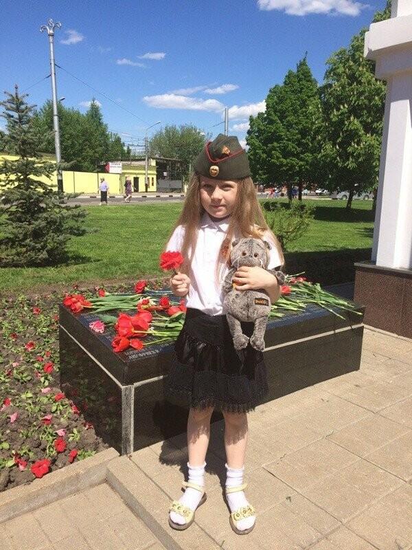 В Тамбове возложили венки на Воздвиженском кладбище, фото-6