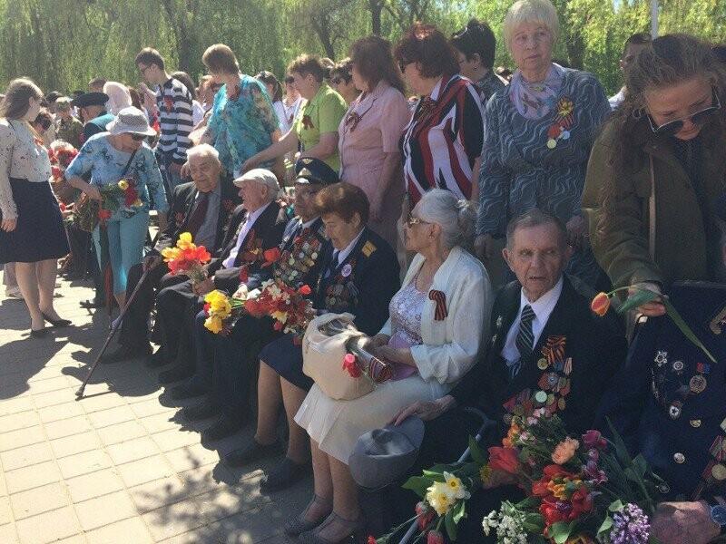 В Тамбове возложили венки на Воздвиженском кладбище, фото-2