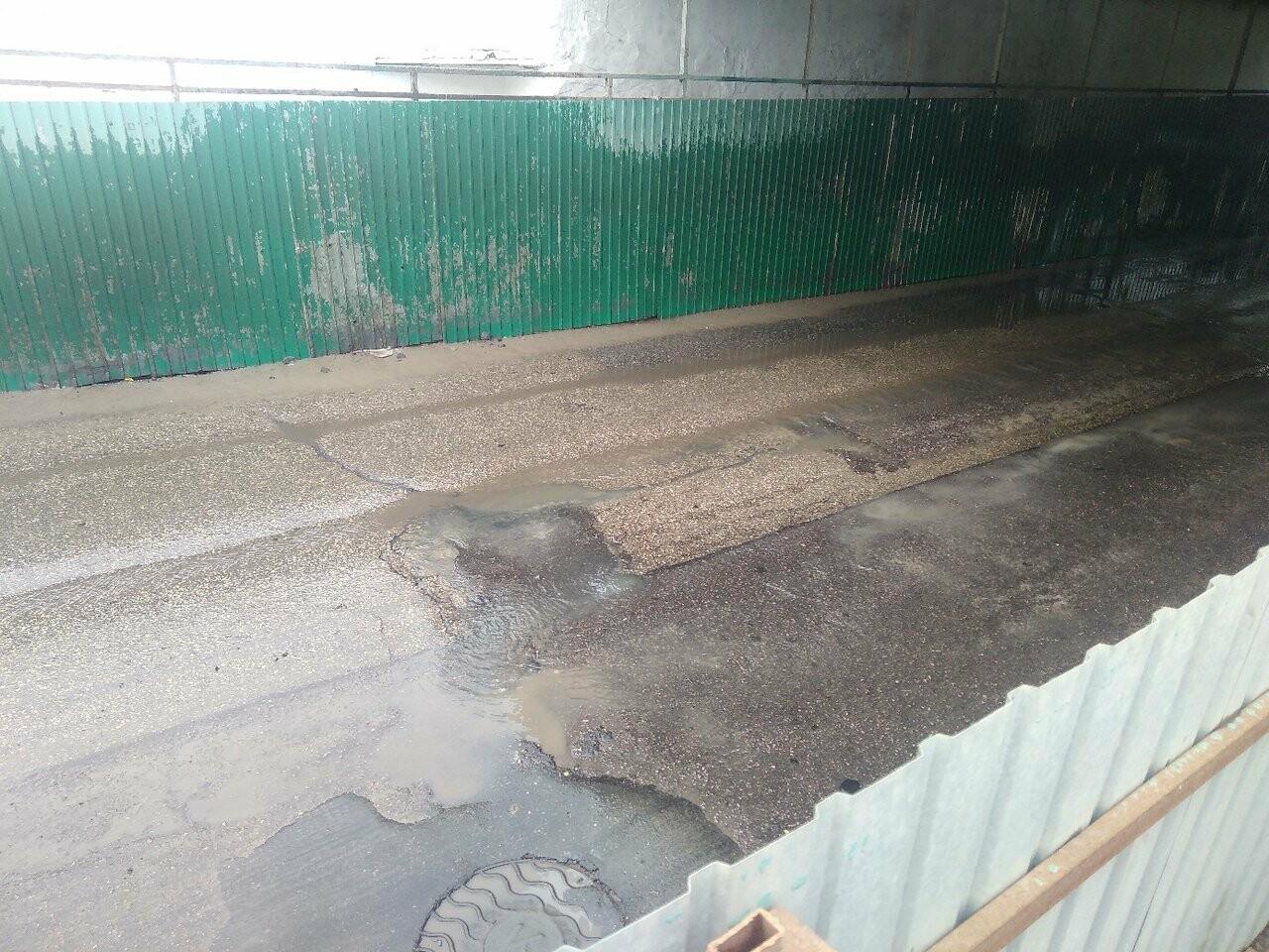 Тамбов тонет в нечистотах: новая авария на Гастелло, фото-2