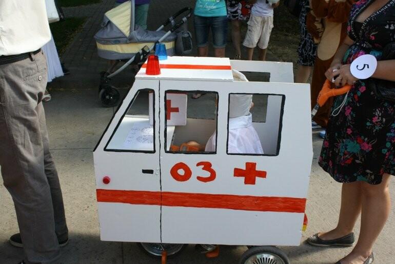 Тамбовчанам предлагают «покреативить» с колясками, фото-1