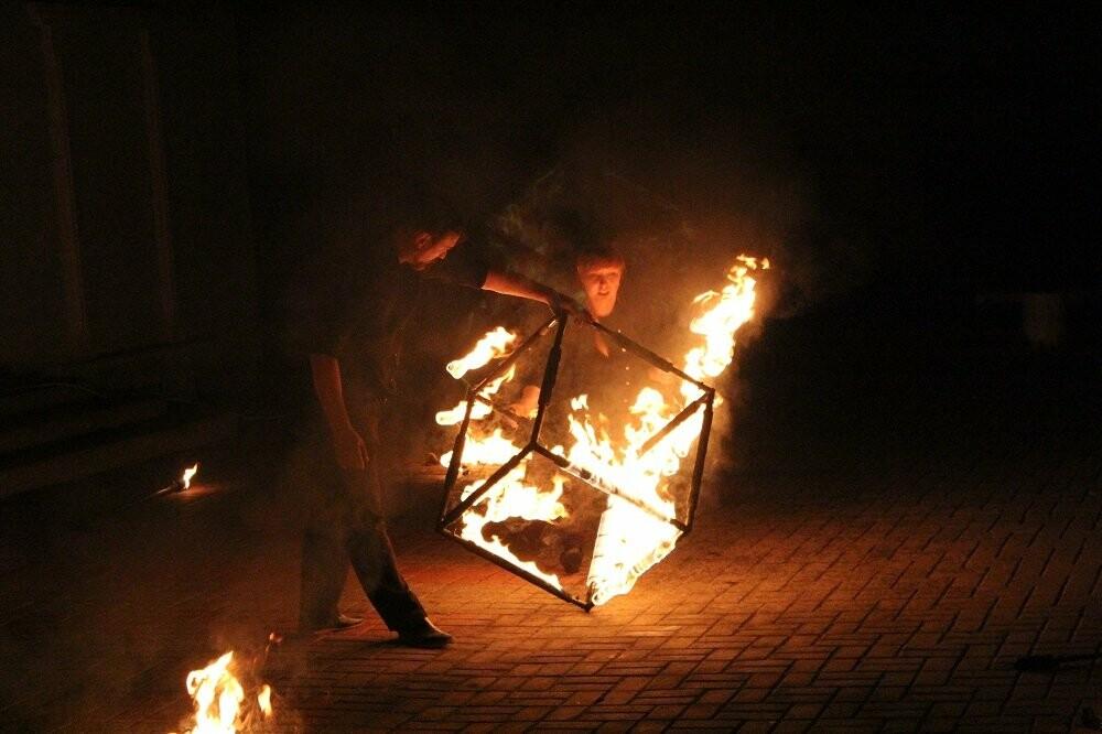 В «Сиреневую ночь» туристы брали Ивановку штурмом, фото-1