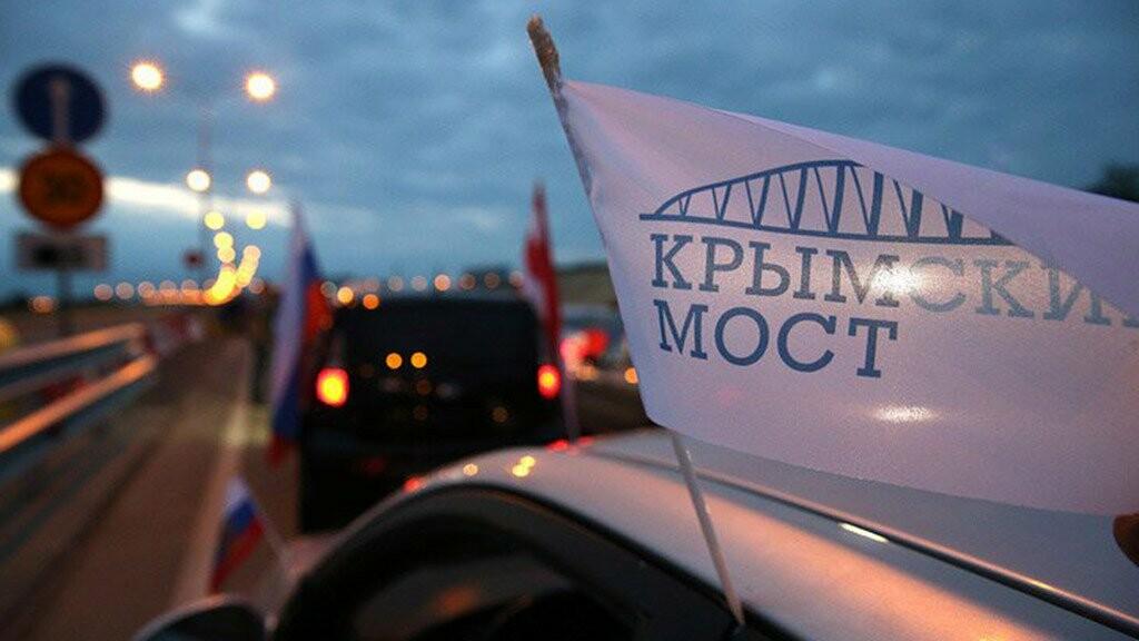 Крымский мост: тамбовчане едут на полуостров отдыхать и зарабатывать, фото-1, Фото: ntv.ru