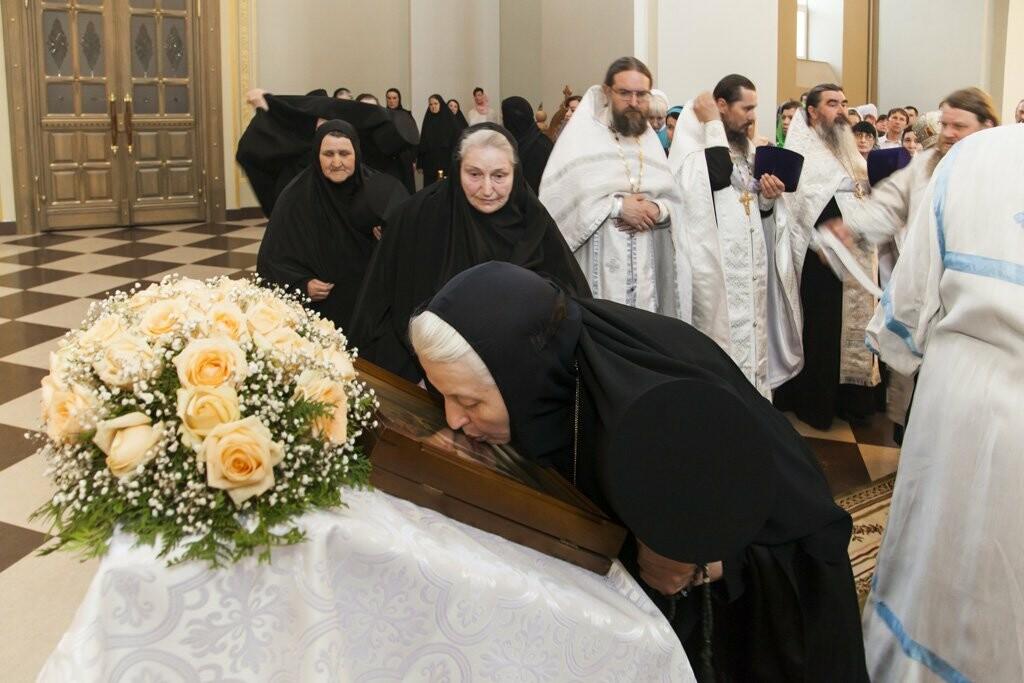 Православные тамбовчане отмечают Вознесение Господне, фото-1, Фото: Тамбовская епархия