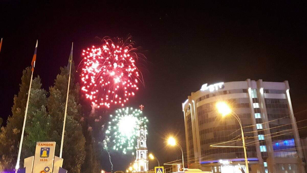 День города в Тамбове — 2018: парад духовых оркестров, выставка ретро-автомобилей, «Барбекю-фест» и салют, фото-2