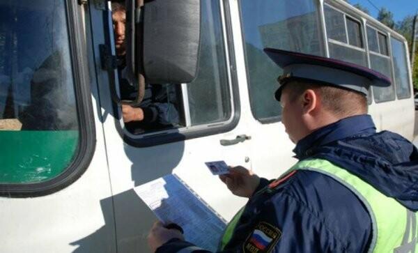 Автобусы в Тамбове штрафуют, фото-1